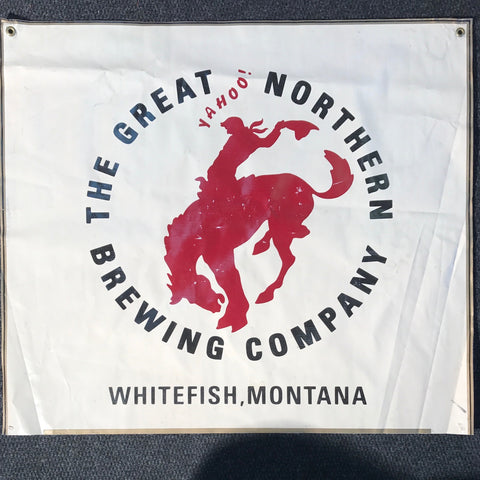 The Great Northern Brewing Company 1 of 2 OBF Tent Banner