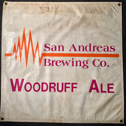 San Andreas Brewing Co. Woodruff Ale