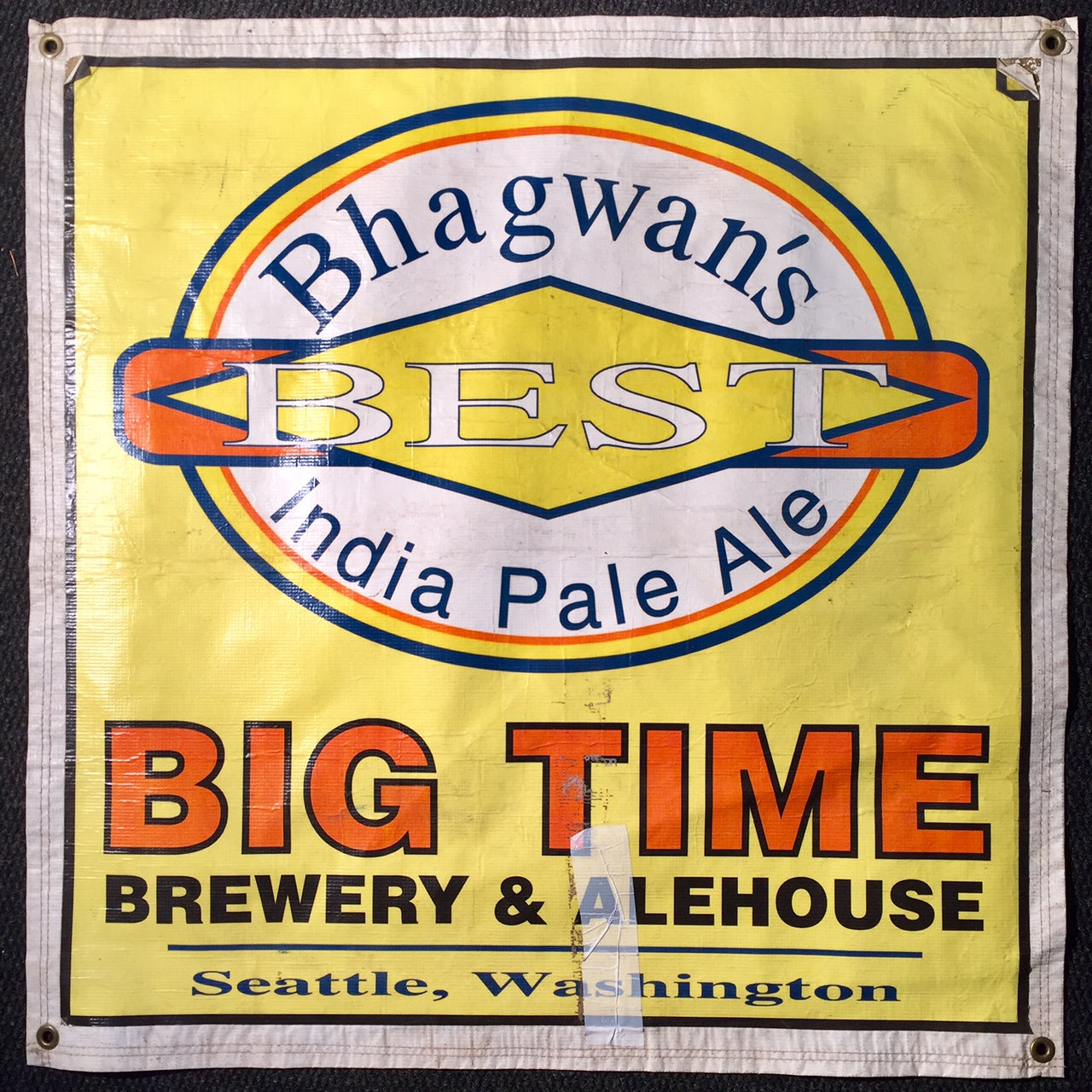 Bhagwan's India Pale Ale