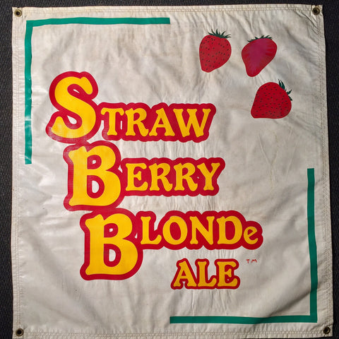 Straw Berry Blonde Ale