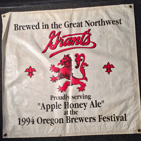 Grants Apple Honey Ale