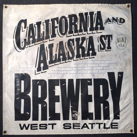 California and Alaska St Brewery