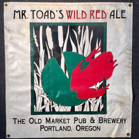 Mr. Toad's Wild Red Ale
