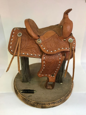 Pendleton Round Up Mini Saddle
