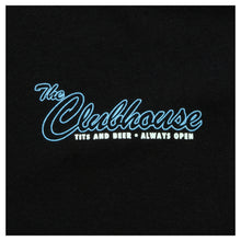 Clubhouse Cheetah Tee