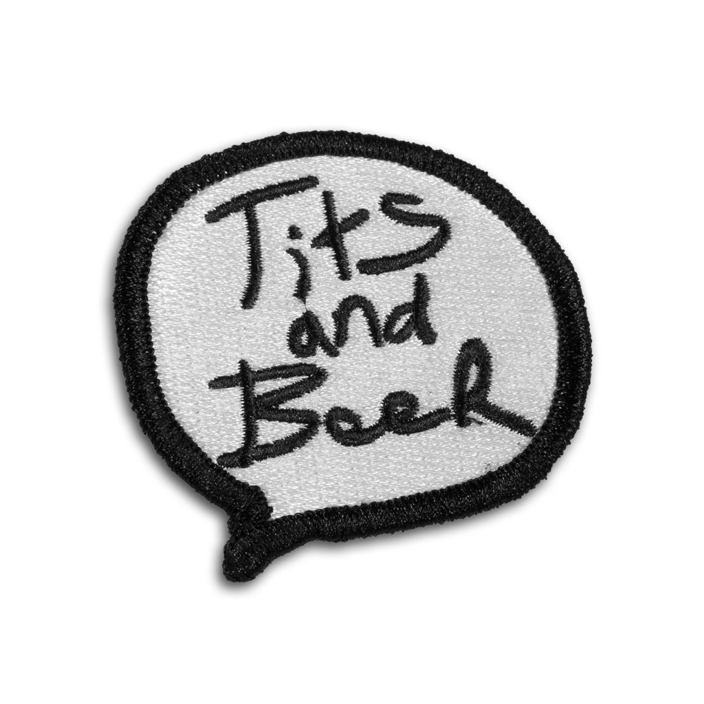 Word Bubble Patch