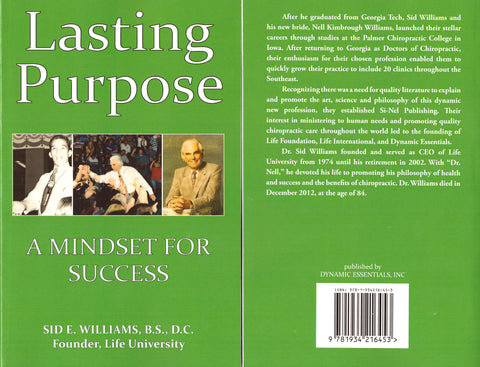 Lasting Purpose - A Mindset For Success