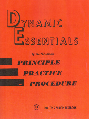 The DE Procedures Manual - Vintage Edition (Red)