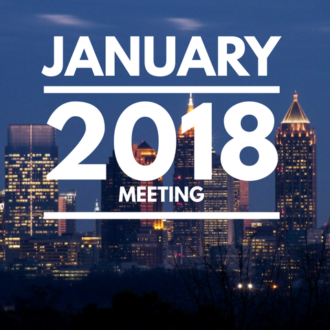 January 2018 Dynamic Essentials Meeting