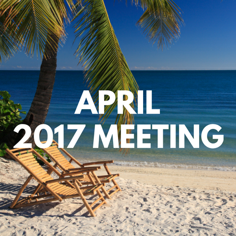 April 2017 Dynamic Essentials Meeting