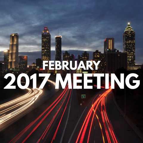 February 2017 Dynamic Essentials Meeting
