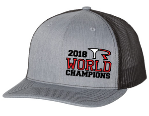 2018 World Champions Hat