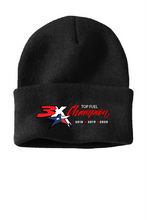 3X World Champions - Black Beanie