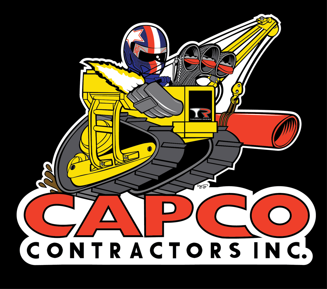 Capco Boom Sticker - 6