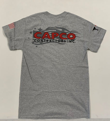Capco Grey T-Shirt