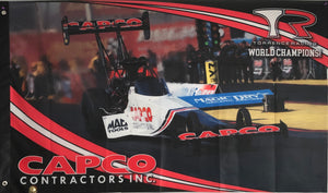Capco/Torrence Racing Flag - 3'x5'