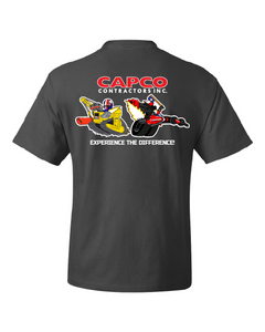 Capco 25 Year Head 2 Head T-Shirt - Grey