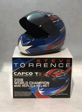 Mini Replica Helmet - World Champion Edition
