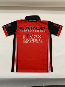 Starting Line Jersey - Red - 2020
