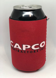 Capco Koozie - Red
