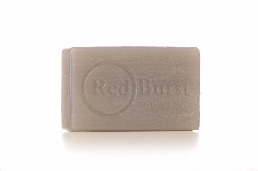 Red Burst Soap Body Bars are premium grade glycerine soaps made with the finest natural emphasis ingredients. Our soaps are blended with baking soda, a proven natural anti-bacterial inhibitor. They are made with fragrance and oils of tea tree, eucalyptus, spearmint,cardemom, mint,lemon, orange, aqua marines, and lime to leave your skin feeling clean and refreshed.