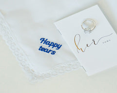 Lace Hanky Happy Tears 240x192