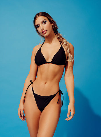 Date With The Sunset Bikini, Negro