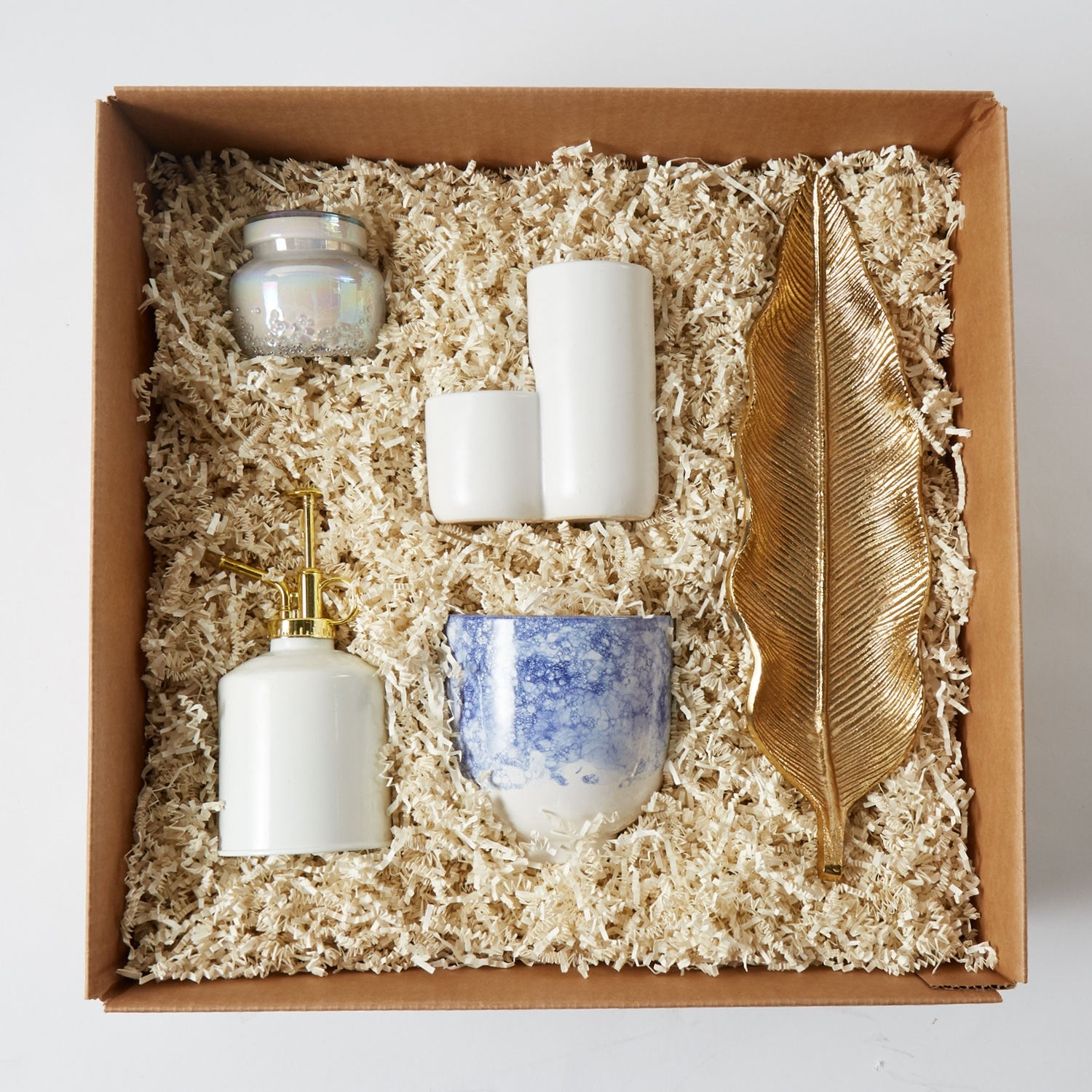 Spruce Up Your Workspace - gift box