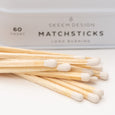 Citronella Match Tin