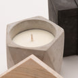 Raw Cement Candle