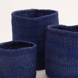 Set of baskets - Blue