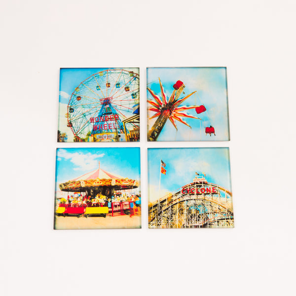 Coney Island Coasters