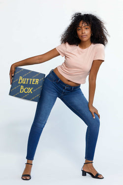 Butter Box - Classic Mid Rise