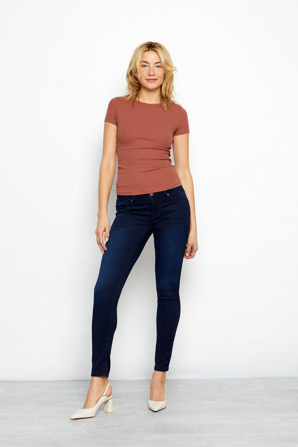 "Butter 30"" Skinny Jeans In Wynter Ailani"