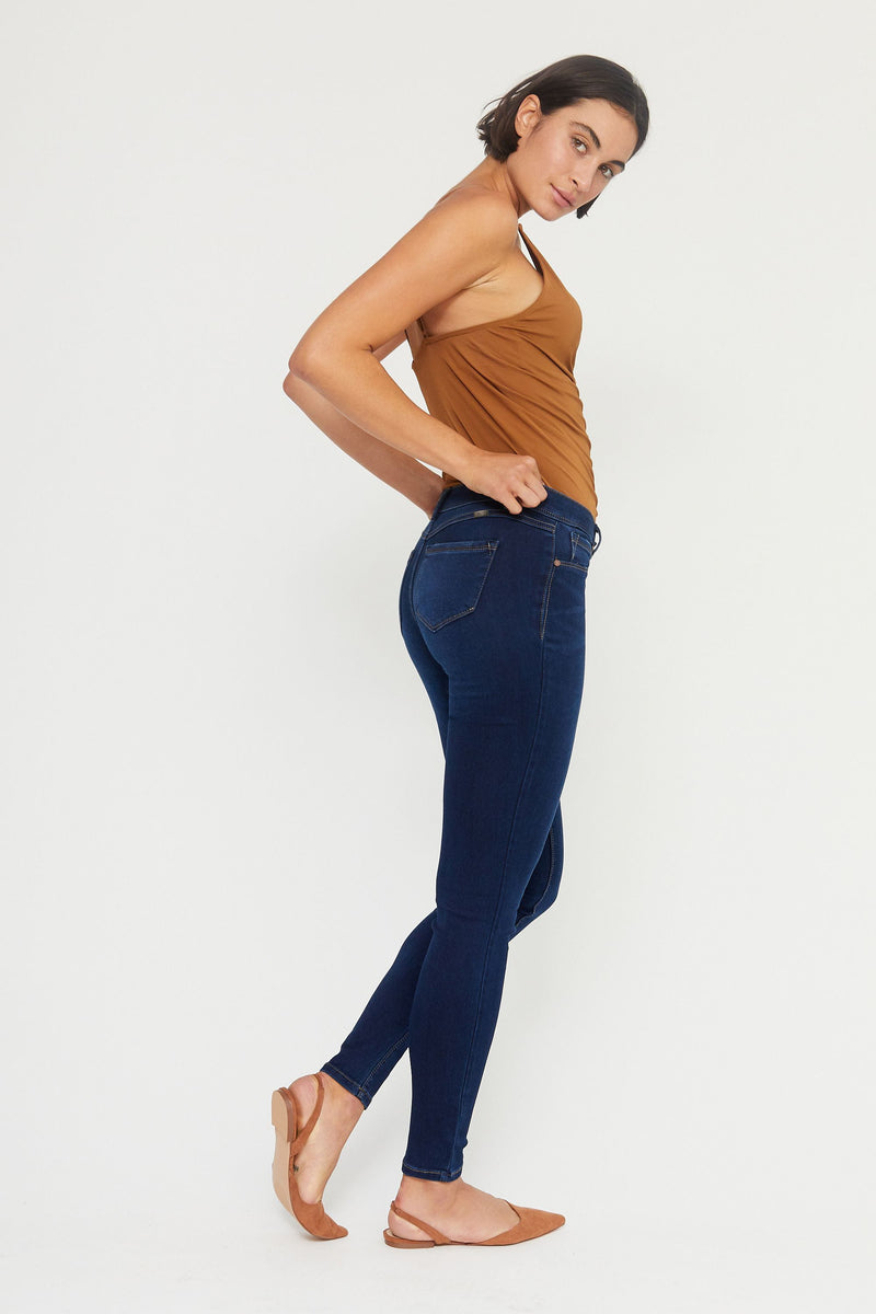 "Butter 32"" Tall Skinny Women's Jegging In Wynter Marco"