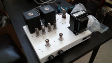 used Finale Audio F7189a integrated tube amplifier