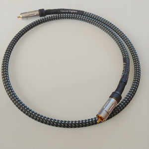 Cancer Fighter™ Digital Coax Interconnect Cable