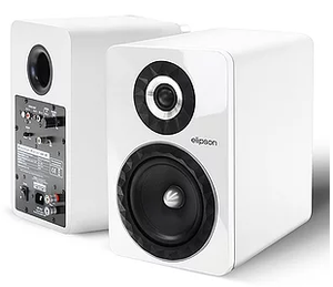 Elipson Prestige Facet 6B BT powered speakers