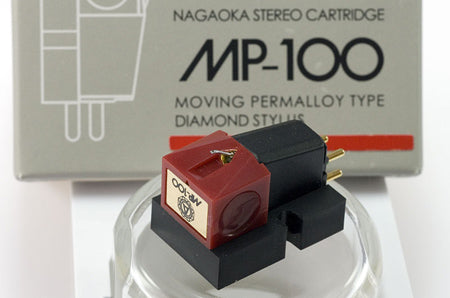Nagaoka MP-100 phono cart