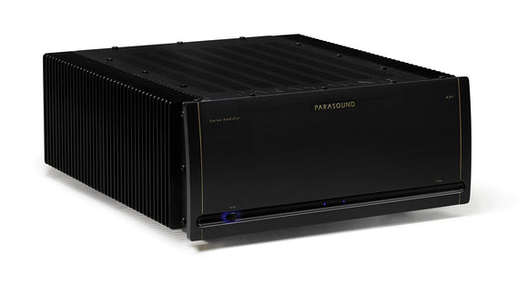 Parasound Halo A21+ Stereo Power Amplifier by John Curl