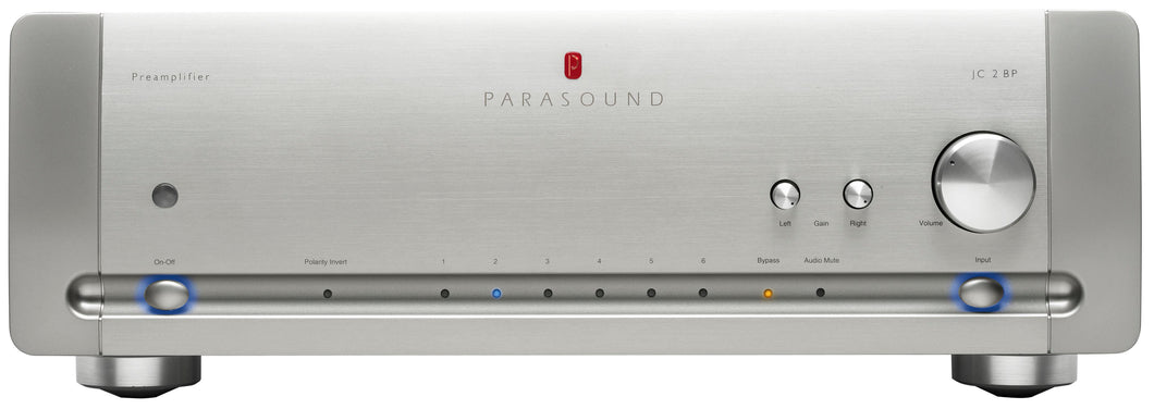 Parasound Halo JC 2 BP Preamplifier with Bypass