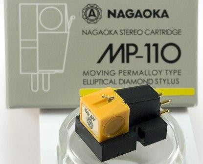 Nagaoka MP-110 phono cart