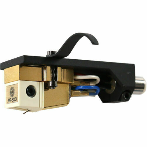 Nagaoka MP-300H phono cartridge with headshell