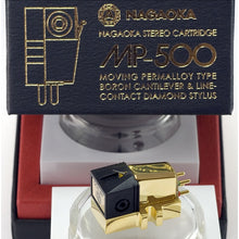 Nagaoka MP-500 Phono Cartridge