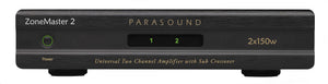 Parasound ZoneMaster 2 Two Channel Zone Amplifier