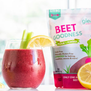 Beet & Lemon Detox Smoothie