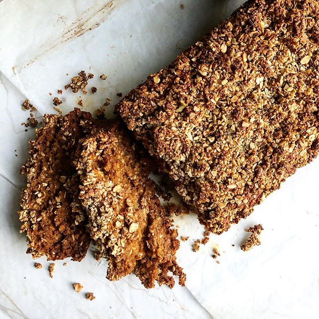 Chai Spiced Walnut Crumble Sweet Potato Bread by @sunflower_inthecity