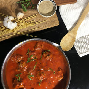 Easy Freezer Meatballs with Sweet Potato Flour