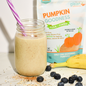 Pumpkin Oats Smoothie