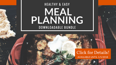 Milk and Honey Nutrition - Ultimate Healthy Meal Planning Bundle